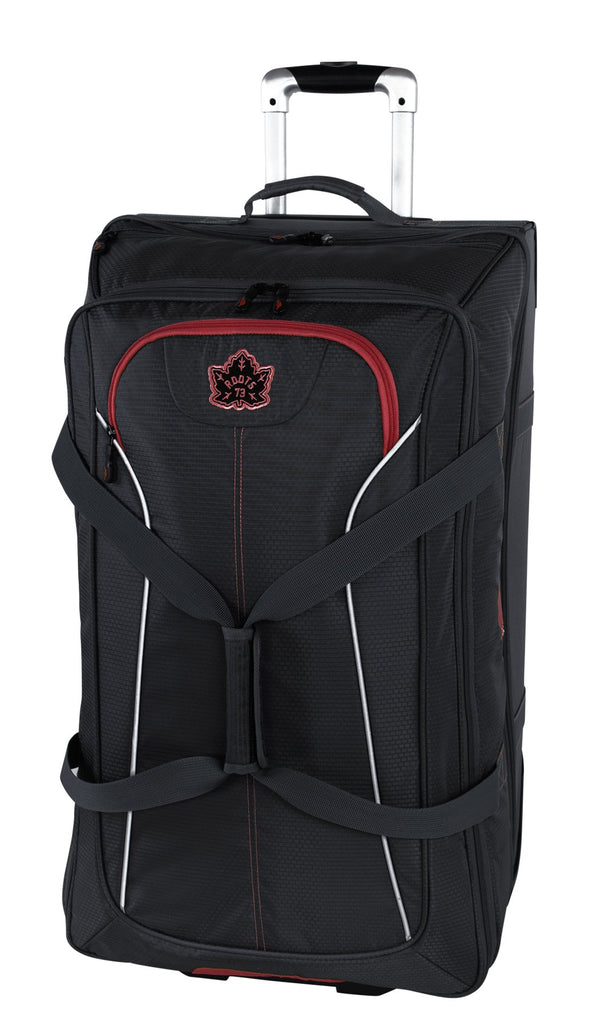 Roots Rocky Mountains Collection 28 Inch Wheeled Duffle