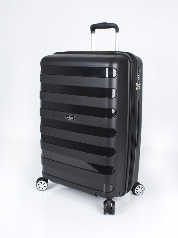 723731a62b83 Rosetti Autumn Breeze 3 Piece Expandable Spinner Luggage Set