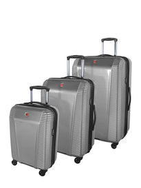 Swiss Gear Whistler Collection 3 Piece Expandable Hardside Luggage Set