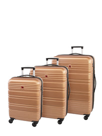 Swiss Gear Aristocrat II Collection 3 Piece Upright Spinner Luggage Set