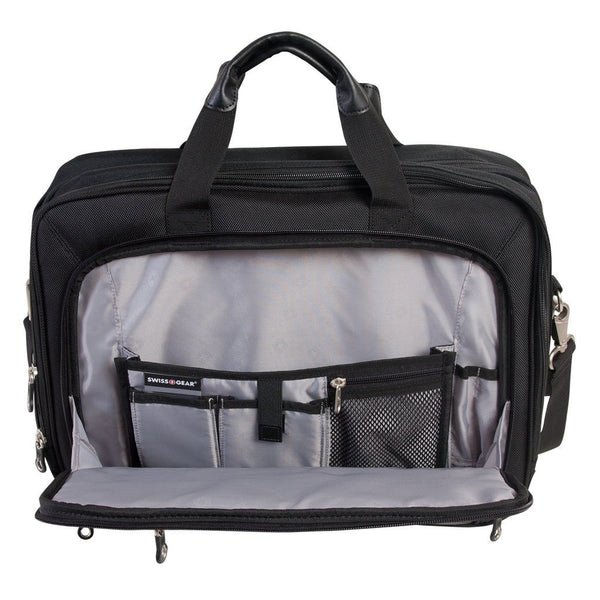 Swiss Gear Expandable Laptop Case - From 13 Inch to 17.3 Inch