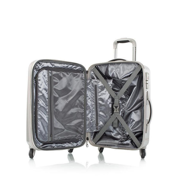 Heys Solara Deep Space 21 Inch Hardside Expandable Carry-On Luggage