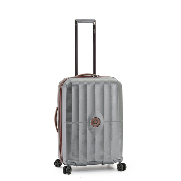 Delsey St. Maxime 3 Piece Expandable Spinner Luggage Set