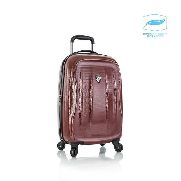 Heys SuperLite 21 Inch Carry-On Spinner Luggage