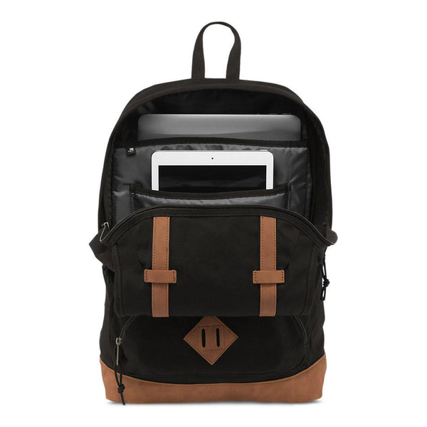 JanSport Baughman Backpack - Black Canvas