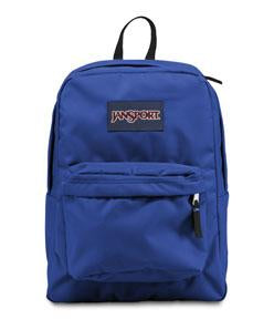 Jansport Superbreak Backpack - Blue Streak