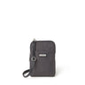 Baggallini Take Two RFID Bryant Crossbody - Charcoal