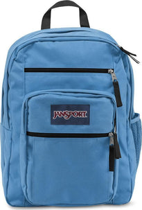 JanSport Big Student Backpack - Coastal Blue