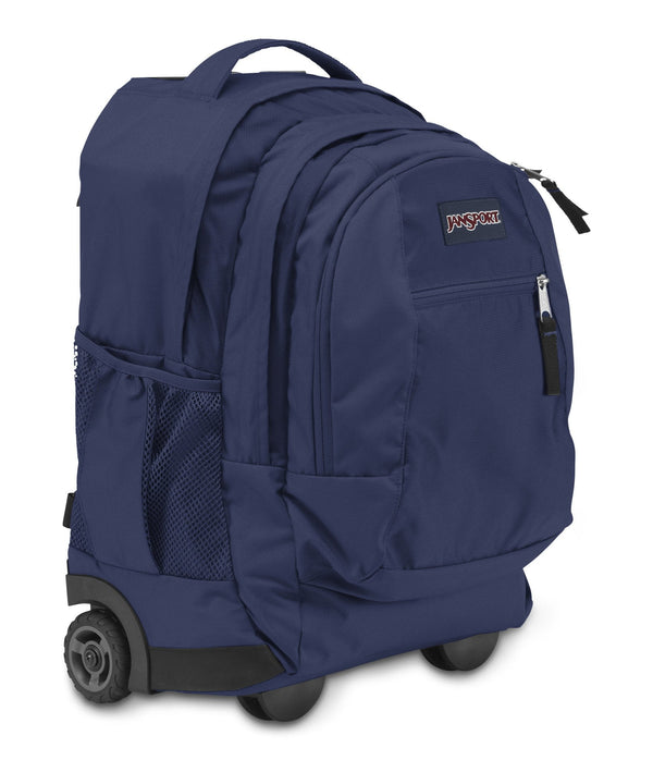 Jansport Driver 8 Wheeled Backpack Navy Canada Luggage