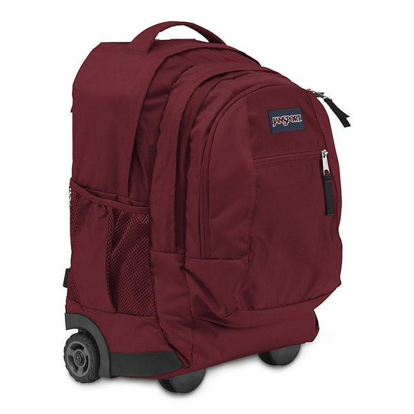 Jansport Driver 8 Wheeled Backpack Viking Red Canada