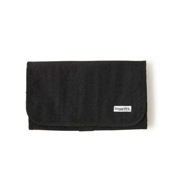 Baggallini Trifold Travel Kit - Black