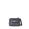 Baggallini Triple Zip Bagg - Midnight Blossom