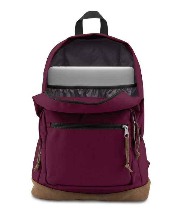 JanSport Right Pack Backpack - Russet Red
