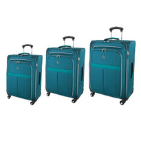 Travelpro AeroGlide Elite Collection 3 Piece Expandable Spinner Upright Luggage Set