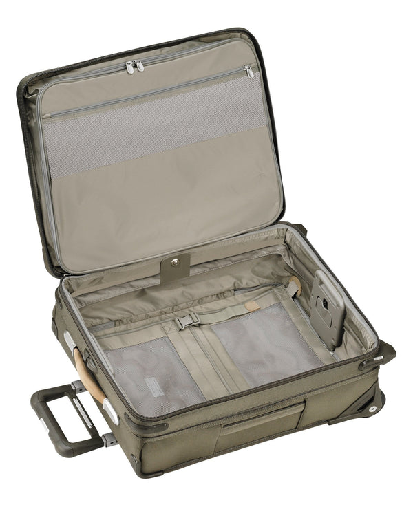 Briggs & Riley Baseline International Carry-On Expandable Wide-Body Upright Luggage
