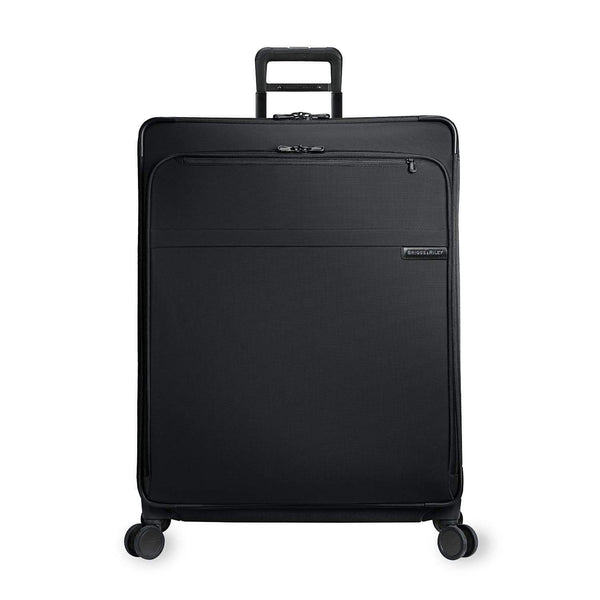 Briggs & Riley Baseline Extra Large Expandable Spinner - Black