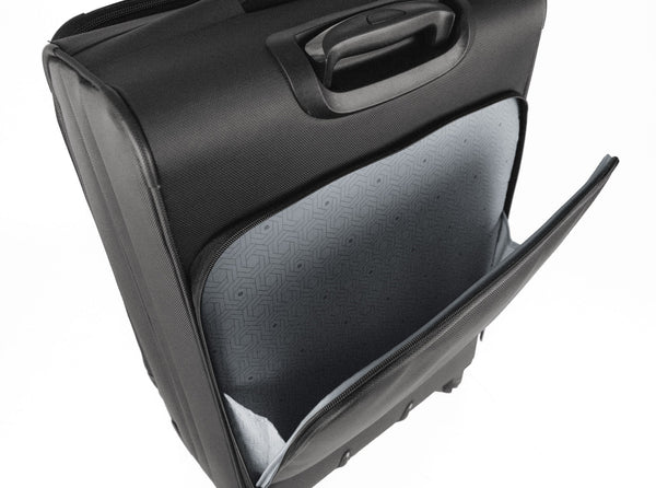 Delsey Volume Max 19 Inch Carry-On Spinner Luggage