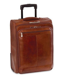 Mancini SIGNATURE Collection Overnight Laptop and Tablet Case on Wheels