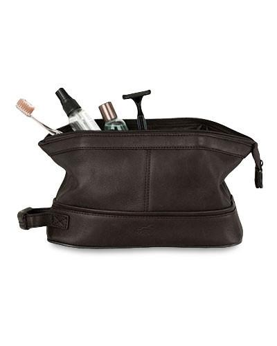 Mancini COLOMBIAN Collection Classic Toiletry Kit with Organizer