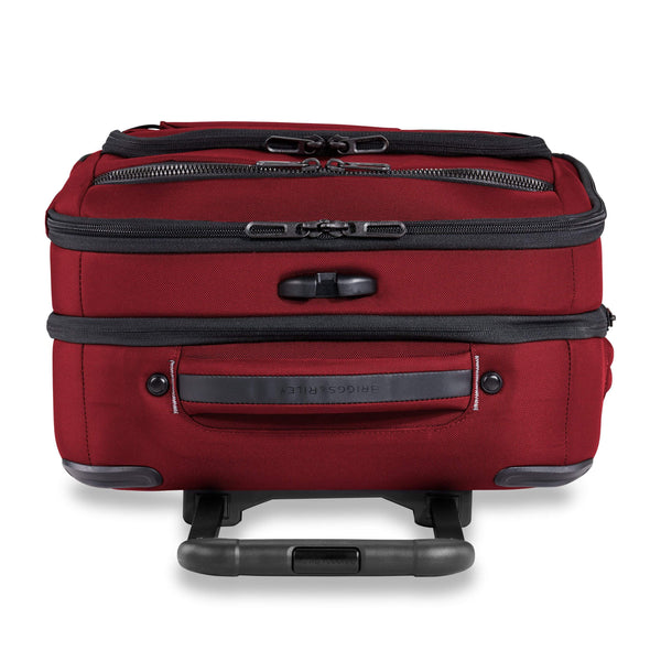 "Briggs & Riley ZDX 21"" Carry-On Expandable Spinner Luggage"