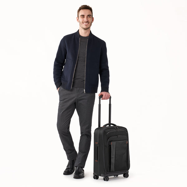 "Briggs & Riley ZDX 22"" Carry-On Expandable Spinner Luggage"