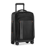 "Briggs & Riley ZDX 22"" Carry-On Expandable Spinner Luggage - Black"