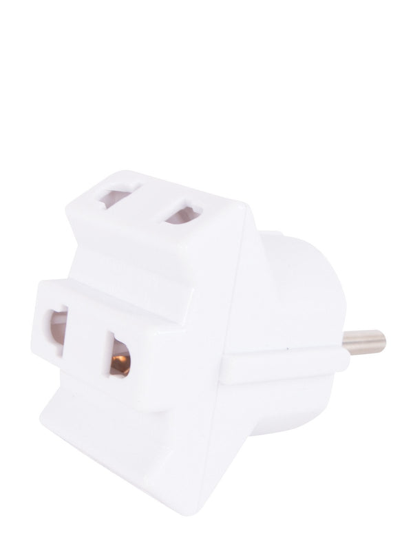 Austin House Multi-Outlet Adapter Plug (FF) - Canada Luggage Depot