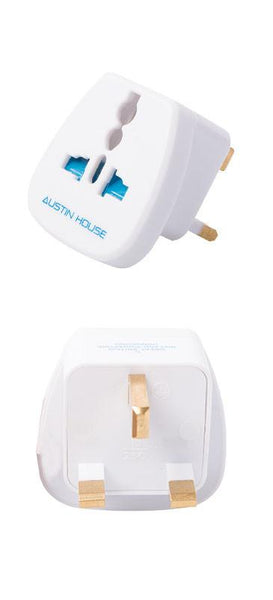Austin House Grounded Adapter Plug (G)