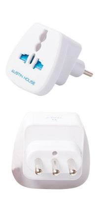 Austin House Grounded Adapter Plug (N)