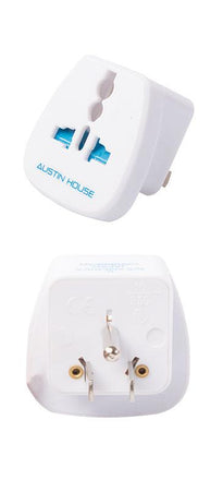 Austin House Grounded Adapter Plug (K)