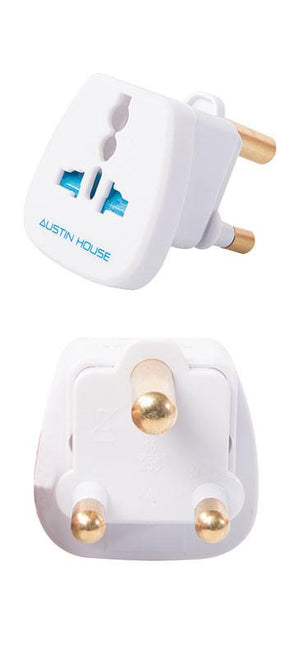 Austin House Grounded Adapter Plug (L)