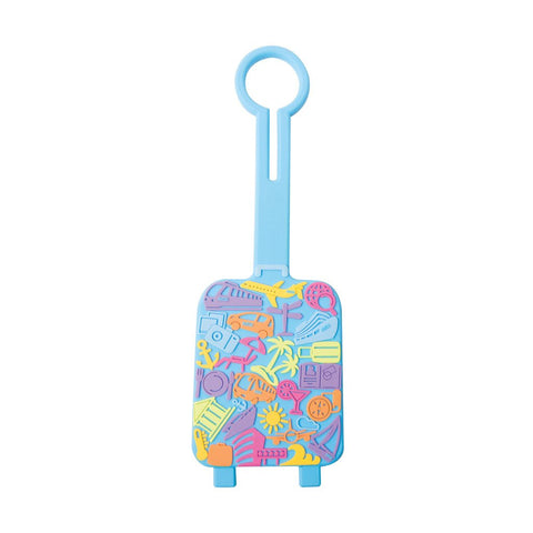 Austin House Luggage Tags