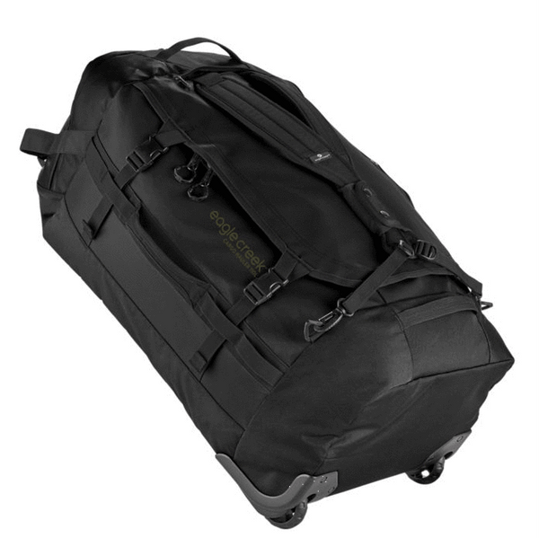 Eagle Creek Cargo Hauler Wheeled Duffel 110L - Jet Black