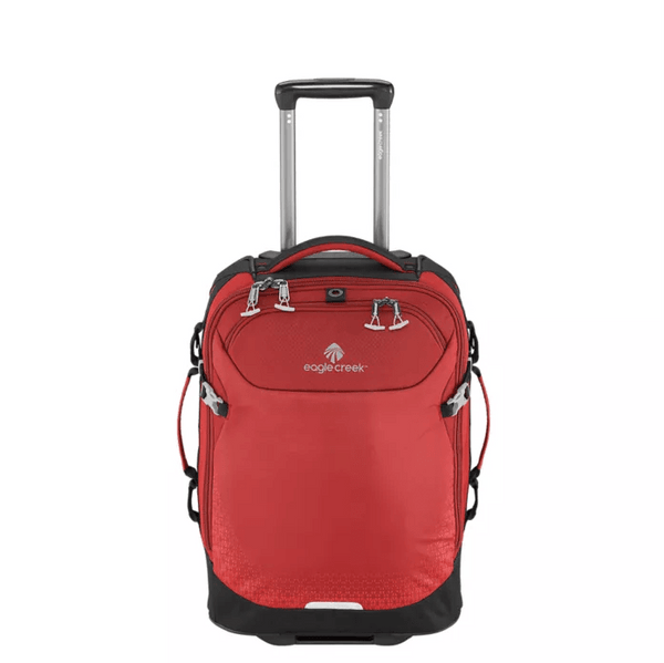 Eagle Creek Expanse Convertible International Carry-On Luggage - Volcano Red