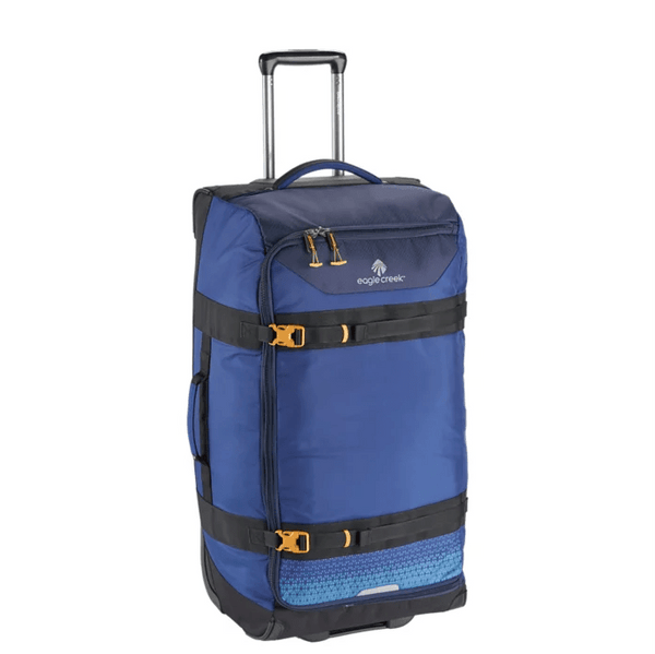 "Eagle Creek Expanse Wheeled Duffel 100L / 30"" - Twilight Blue"