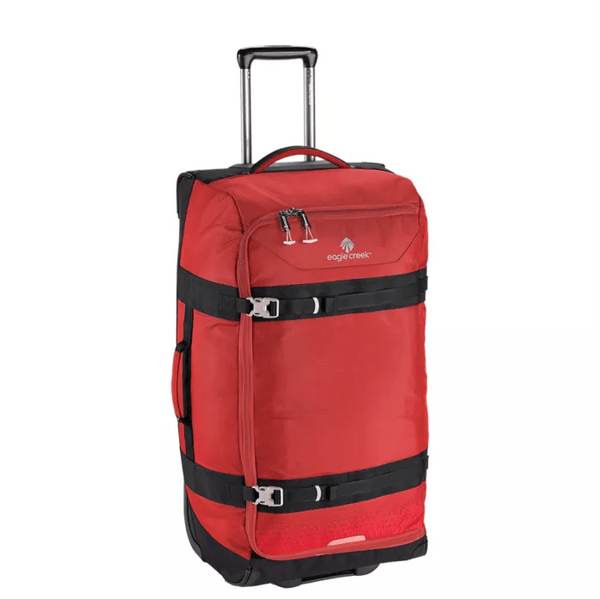 "Eagle Creek Expanse Wheeled Duffel 100L / 30"" - Volcano Red"