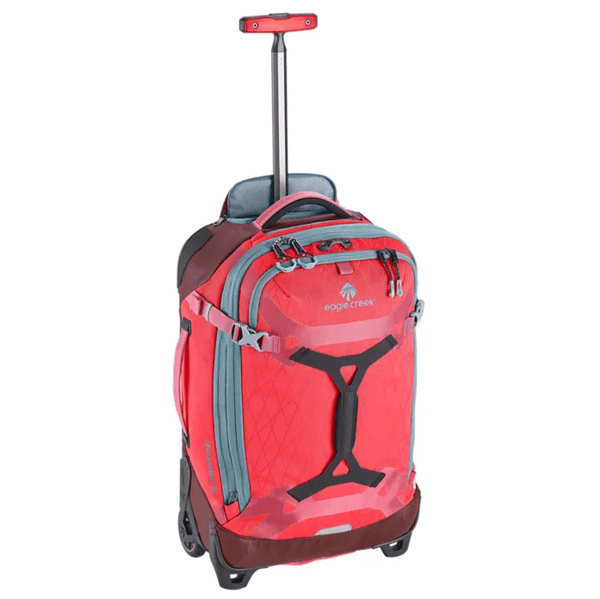 Eagle Creek Gear Warrior Wheeled Duffel Carry On - Coral Sunset