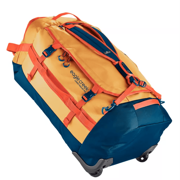 Eagle Creek Cargo Hauler Wheeled Duffel 110L - Sahara Yellow