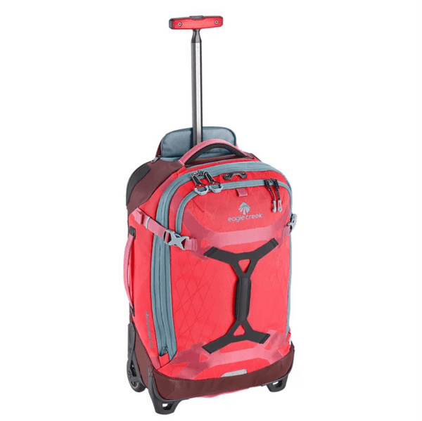 Eagle Creek Gear Warrior Wheeled Duffel International Carry On - Coral Sunset