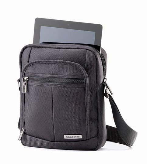 Samsonite Classic 2 Vertical Tablet Case (RFID)