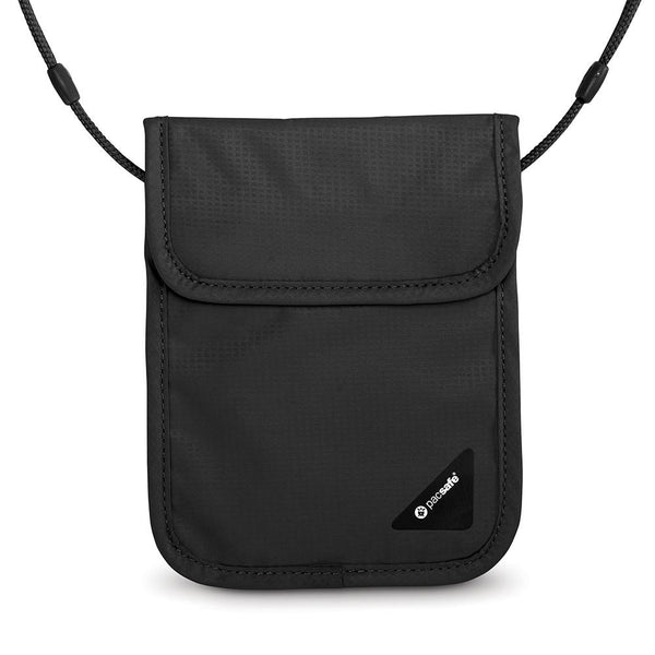 Pacsafe Coversafe™ X75 anti-theft RFID blocking neck pouch