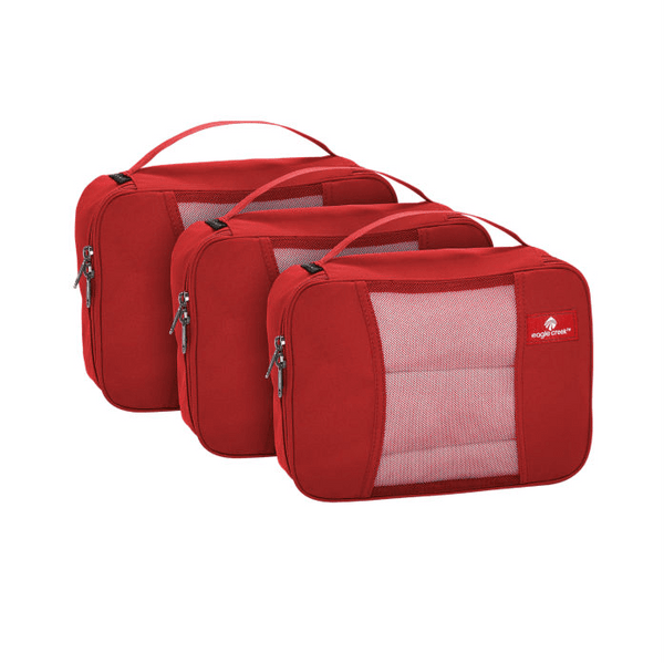 Eagle Creek Pack-It Original Cube Set S/S/S - Red Fire