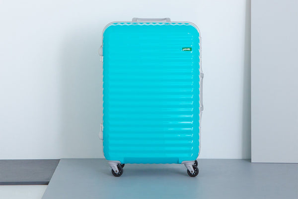 Lojel Groove 26 Inch Zippered Hardside Spinner Upright Luggage