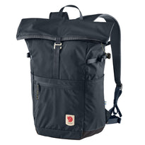 Fjallraven High Coast Foldsack 24 Backpack - Navy