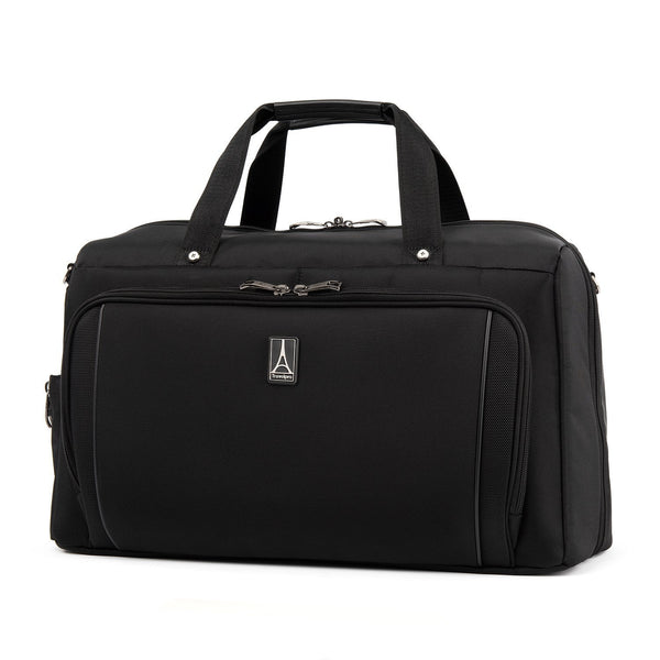 Travelpro Crew VersaPack Weekender Carry-On Duffel Bag With Suiter - Jet Black