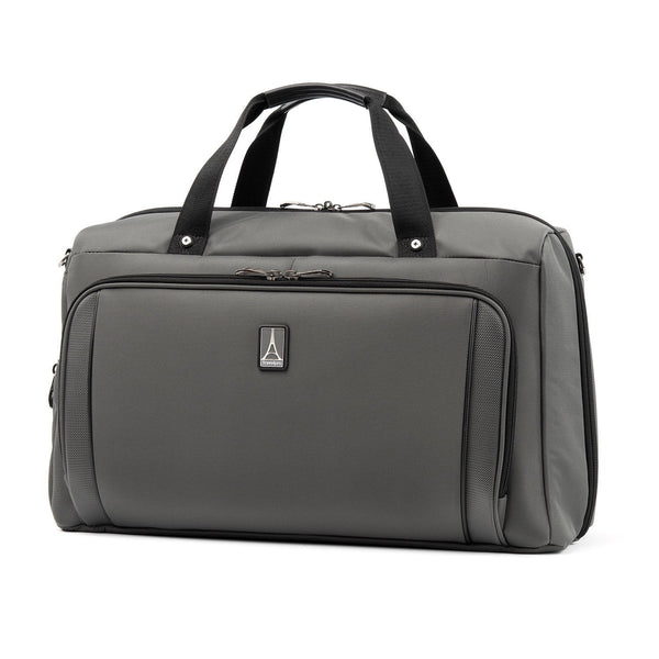 Travelpro Crew VersaPack Weekender Carry-On Duffel Bag With Suiter - Titanium Grey