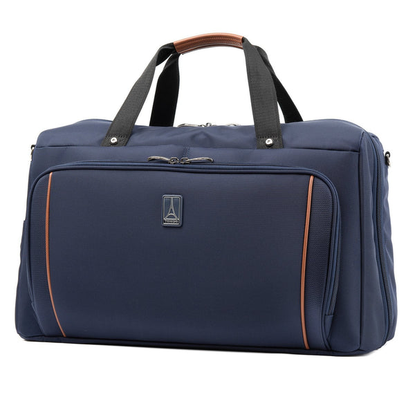 Travelpro Crew VersaPack Weekender Carry-On Duffel Bag With Suiter - Patriot Blue