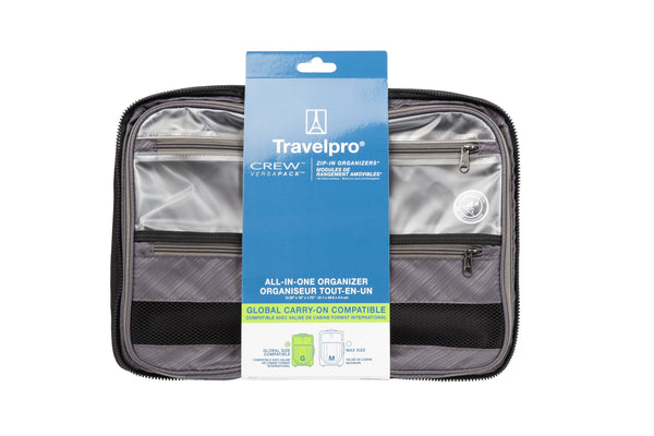 Travelpro Crew VersaPack All-In-One Organizer (Global Size Compatible)
