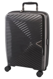Swiss Gear Ultra-Lite Polypropelyne Carry-On Upright Luggage