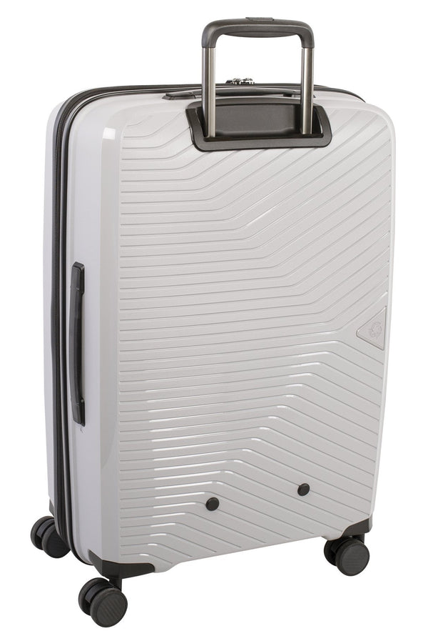Swiss Gear Ultra-Lite Polypropylene 24 Inch Expandable Upright Luggage